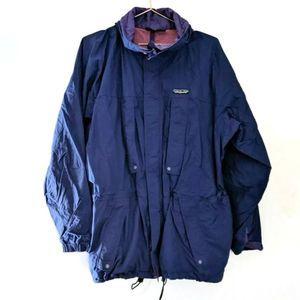 Vintage Patagonia Fall 1991 Snow Jacket Purple L